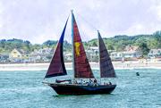 18th Aug 2020 - Sailing