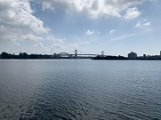 6th Aug 2020 - East River, New York