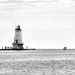 Ludington Breakwater Lighthouse by lsquared