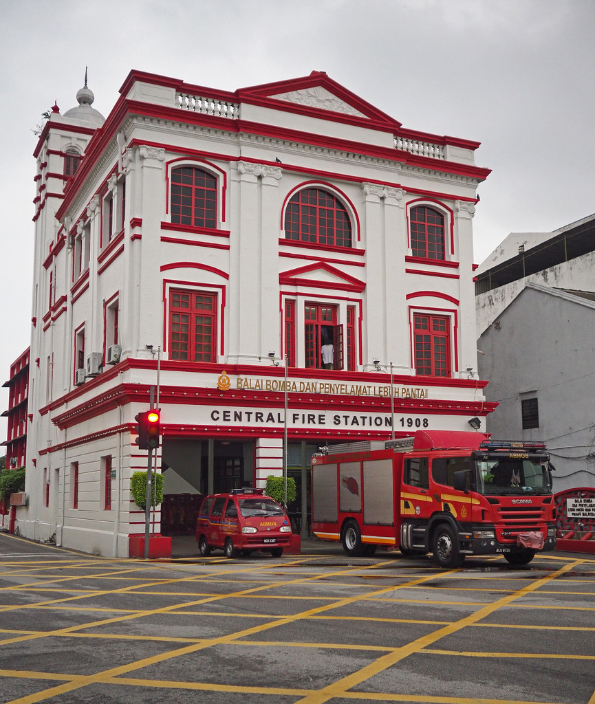 Fire-Station by ianjb21