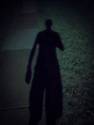 17th Aug 2020 - Shadow of myself