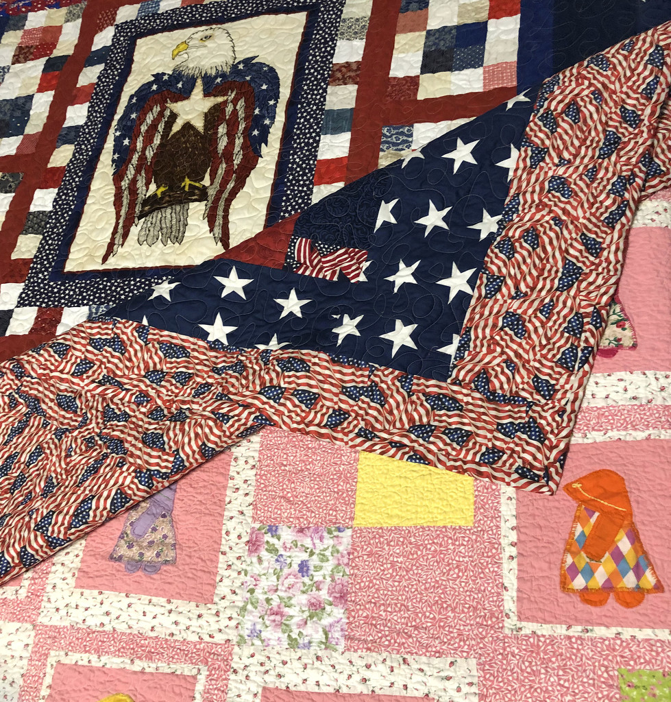 Two Quilts by homeschoolmom