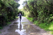 20th Aug 2020 - Jumping puddles