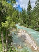 20th Aug 2020 - Mountain river