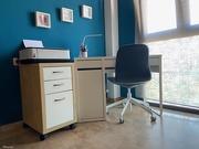 20th Aug 2020 - New working corner