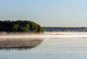 20th Aug 2020 - Misty Morning on the Long Sault Parkway