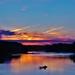 River Sunset by lynnz