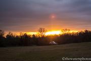21st Aug 2020 - Older sunset...
