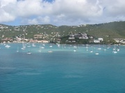 11th Feb 2020 - St Thomas. Look at the water...so blue