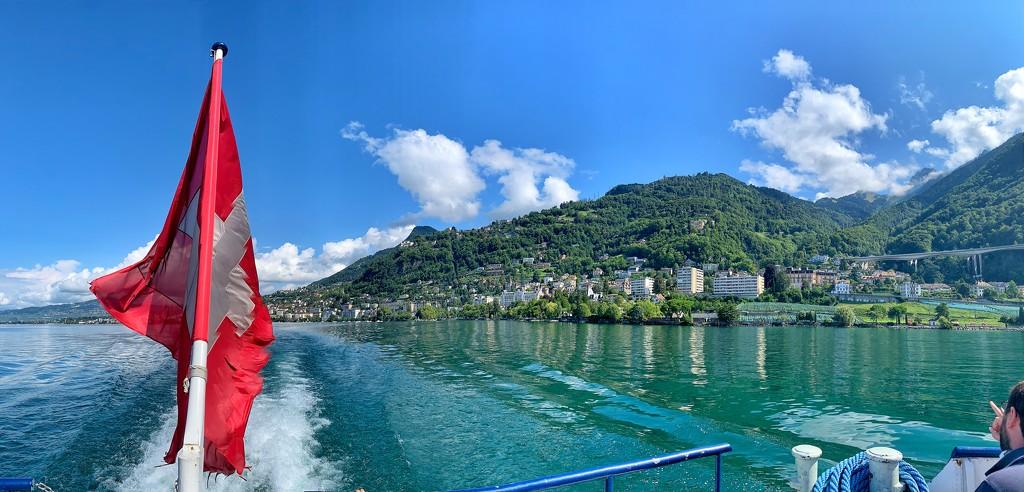 Leaving Montreux.  by cocobella