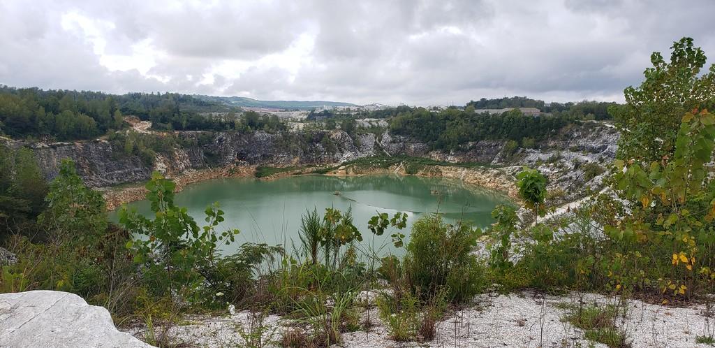 Marble quarry Sylacauga by shine365