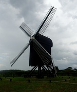 23rd Aug 2020 - swiveling windmill, or post-mill