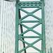 Ben Franklin Bridge at Dusk