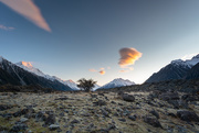 22nd Aug 2020 - Dawn at Mt Cook