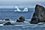 23rd Aug 2020 - Iceberg ahoy
