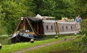 22nd Aug 2020 - Narrowboat,  Sheila Ann