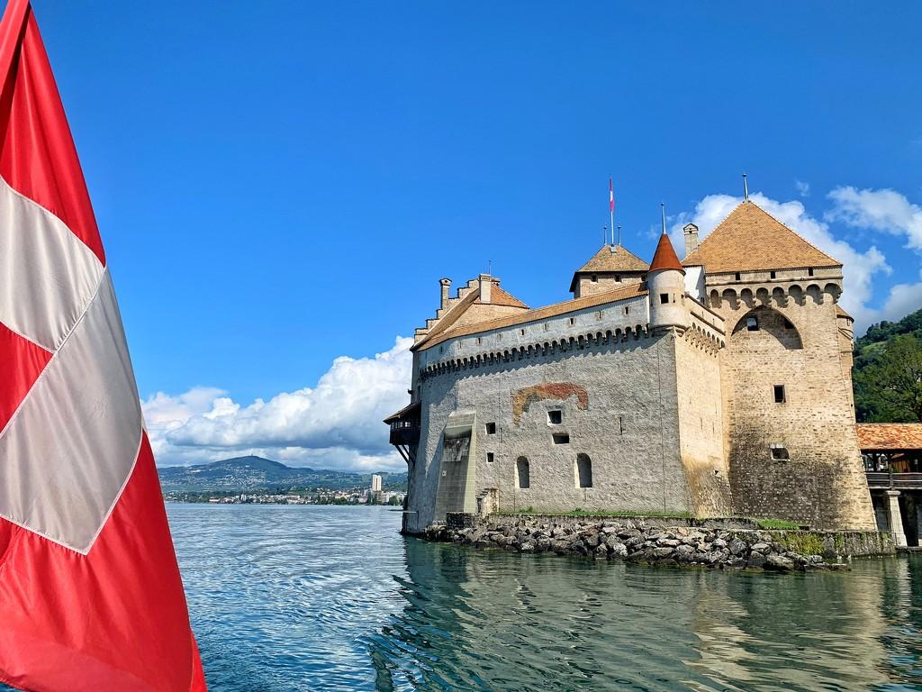 Swiss castle.  by cocobella