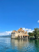 24th Aug 2020 - Château de Chillon.