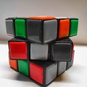 23rd Aug 2020 - Rubik's cube
