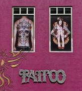 23rd Aug 2020 - 0823 - Tattoo