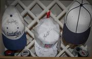 23rd Aug 2020 - Three ball caps