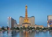 22nd Aug 2020 - Eiffel Tower Restaurant in Las Vegas