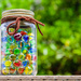 (Day 192) - Jar of Marbles by cjphoto