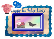 24th Aug 2020 - Save some for Larry