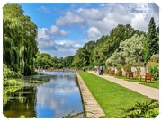 24th Aug 2020 - Lake View,Coombe Abbey