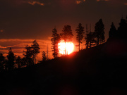 24th Aug 2020 - Smoky Sunrise
