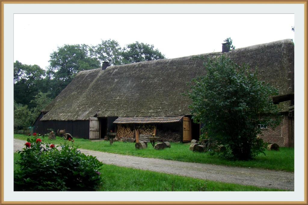 old farmhouse by gijsje