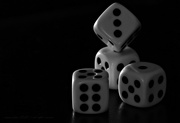24th Aug 2020 - roll the dice