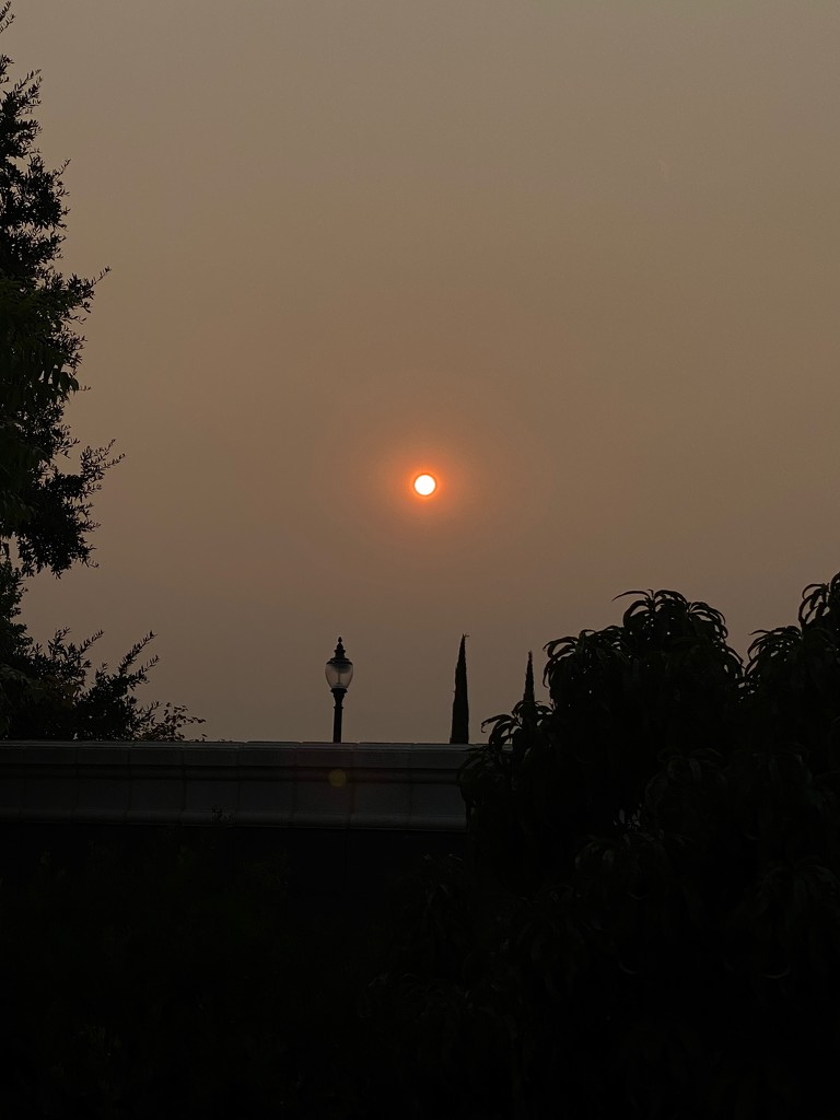 Fire sky by shutterbug49