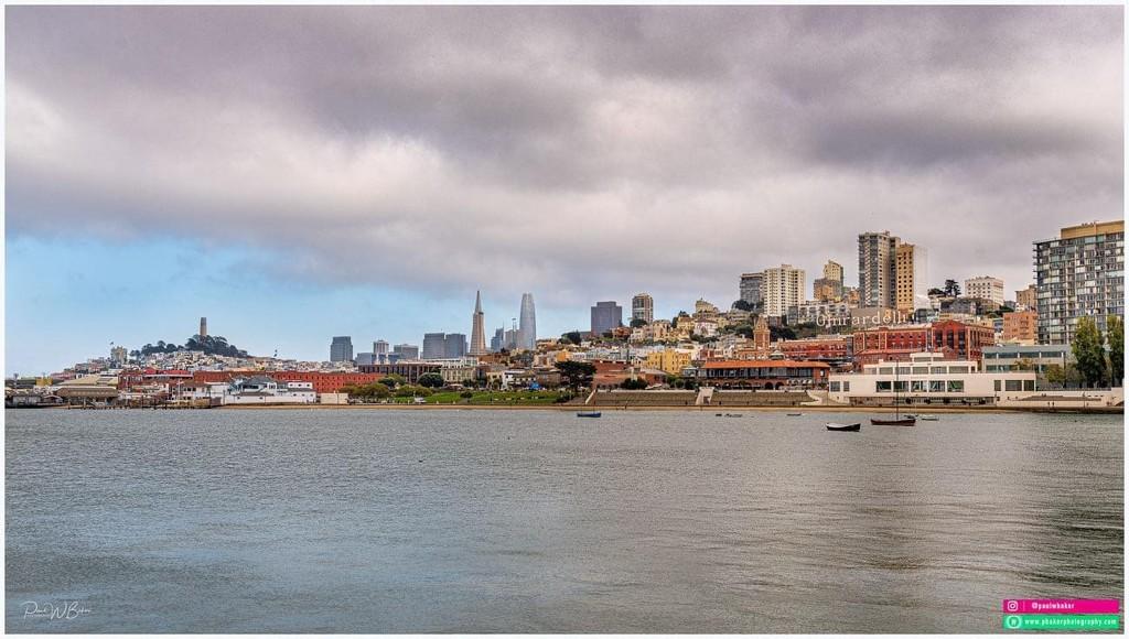 San Francisco  by paulwbaker