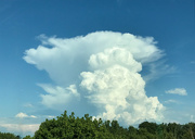 25th Aug 2020 - Big cloud