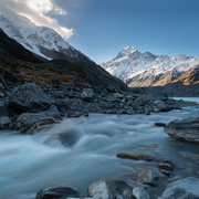 26th Aug 2020 - Mt Cook - Hooker River