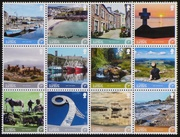 26th Aug 2020 - Manx Stamps