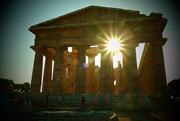 26th Aug 2020 - Paestum. Temple of Neptune