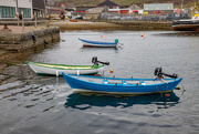 26th Aug 2020 - Outboards at the Ready