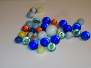 27th Aug 2020 - colorful marbles