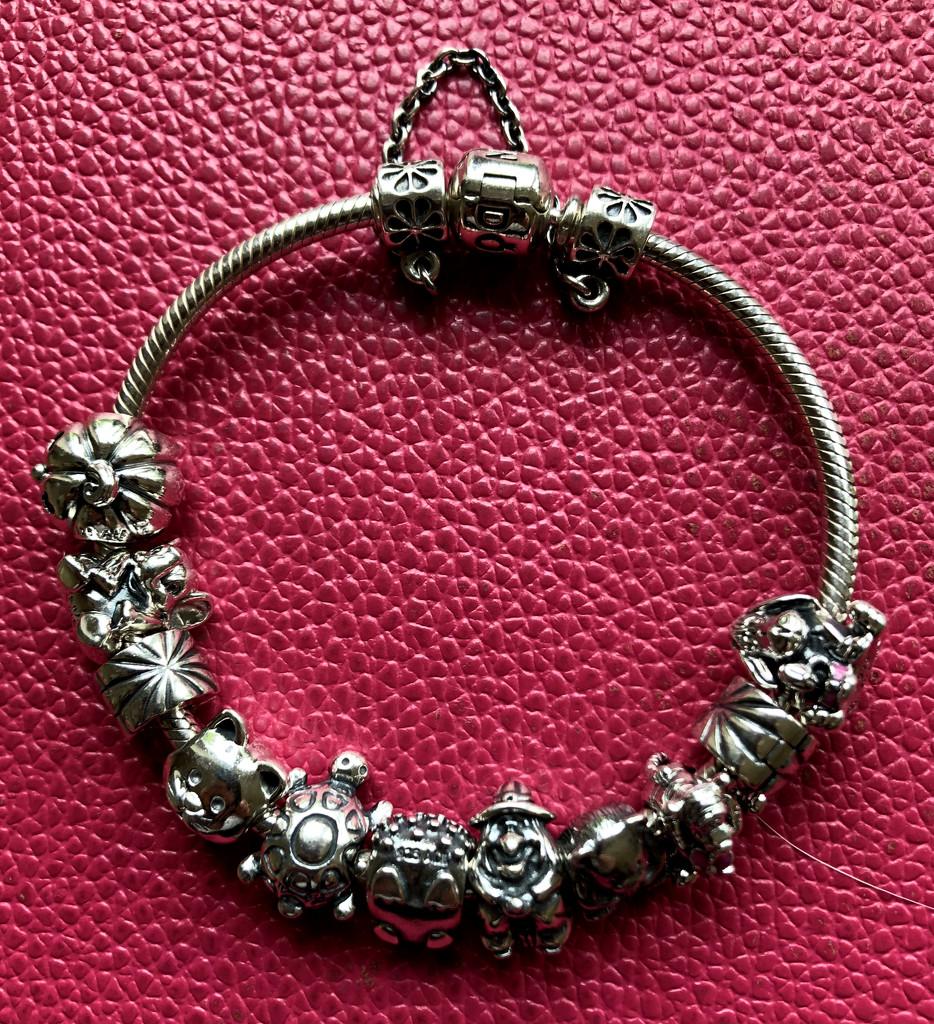 Bracelet by arkensiel