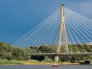 26th Aug 2020 - Bridge over the Vistula River