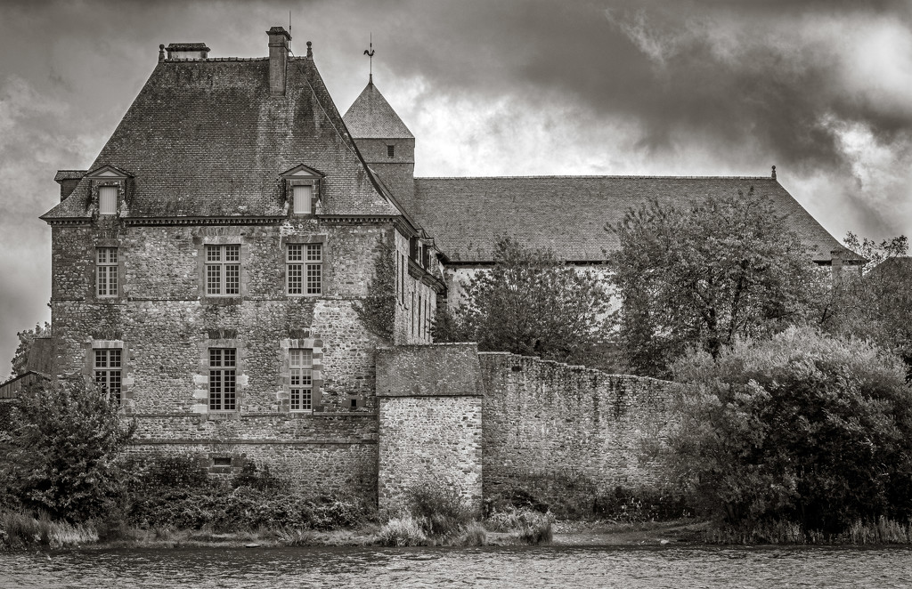 Grey Abbey on a grey afternoon... by vignouse