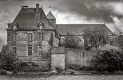 27th Aug 2020 - Grey Abbey on a grey afternoon...