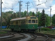 27th Aug 2020 - Here Comes The Streetcar