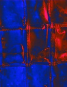 26th Aug 2020 - Blue and Red