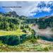 Cobalt Lake by kwind