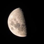 29th Aug 2020 - Moon