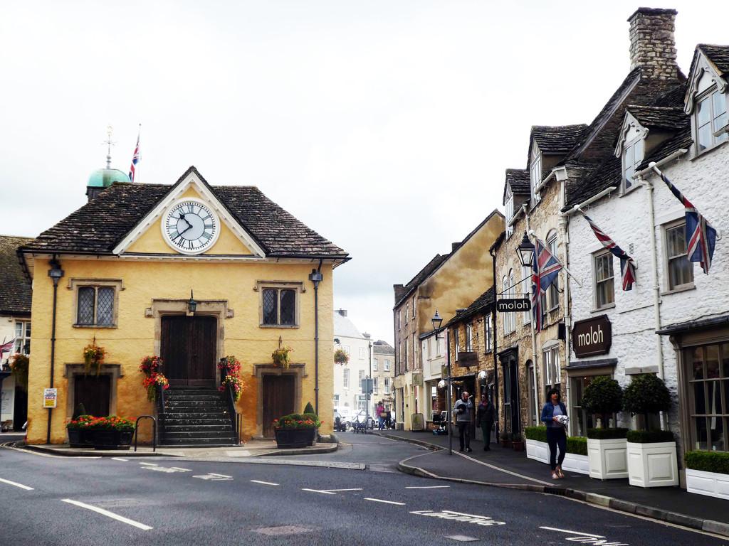 Tetbury Market House by cmp