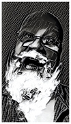 29th Aug 2020 - A Fire On Babylon...!